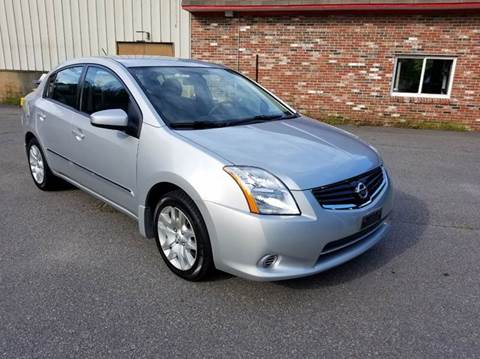 2011 Nissan Sentra for sale in Spofford, NH