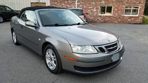 2005 Saab 9-3 for sale in Spofford, NH