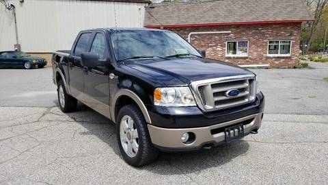 2006 Ford F-150 for sale in Spofford, NH