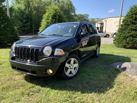2009 Jeep Compass for sale in Spofford, NH