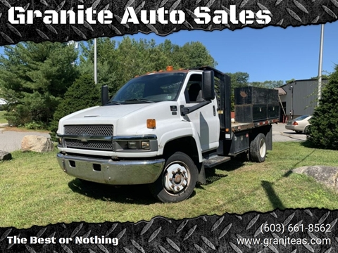 2007 Chevrolet C5500 for sale in Spofford, NH