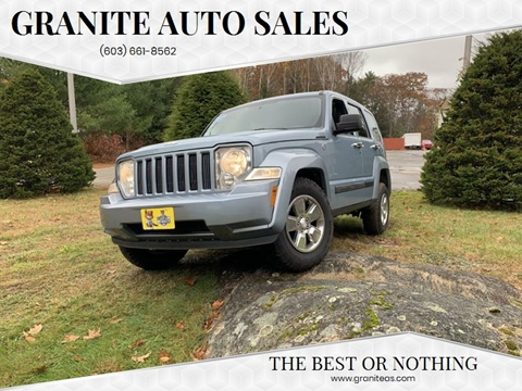 2012 Jeep Liberty for sale in Spofford, NH