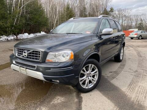 2014 Volvo XC90 for sale at Granite Auto Sales in Spofford NH