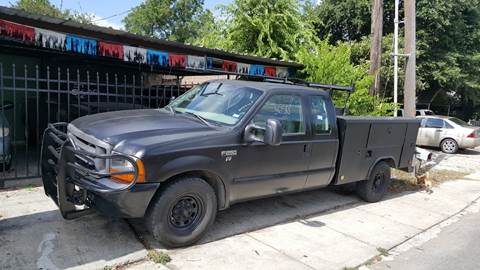2000 Ford F-250 for sale at C.J. AUTO SALES llc. in San Antonio TX
