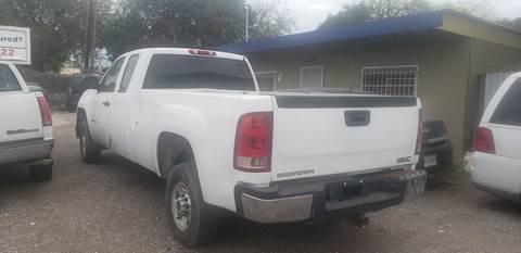 2010 GMC Sierra 2500HD for sale in San Antonio, TX