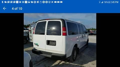 2011 Chevrolet Express Passenger for sale in San Antonio, TX