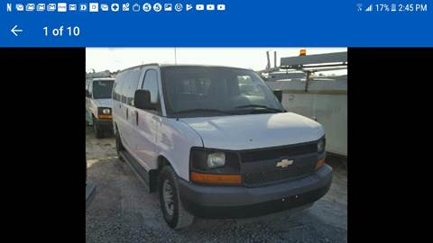 2011 Chevrolet Express Passenger for sale in San Antonio, TX