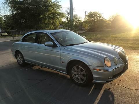 2003 Jaguar S-Type for sale at C.J. AUTO SALES llc. in San Antonio TX