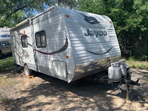 2015 A Jayco 18 Feet Long Bumper Pull for sale at C.J. AUTO SALES llc. in San Antonio TX