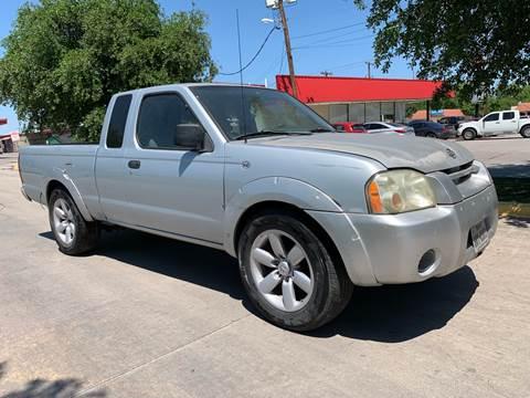 2001 Nissan Frontier for sale at C.J. AUTO SALES llc. in San Antonio TX