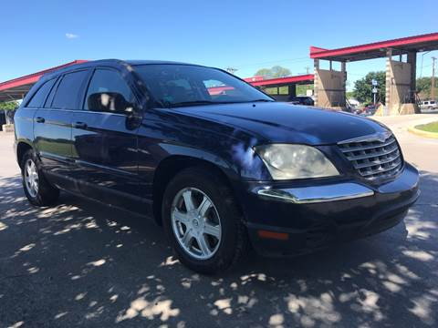 2006 Chrysler Pacifica for sale at C.J. AUTO SALES llc. in San Antonio TX
