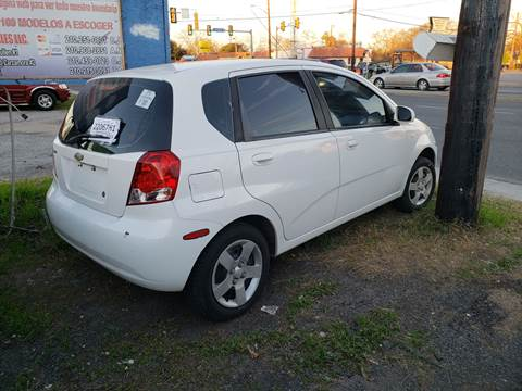 Certified 2005 Chevrolet Aveo For Sale Carsforsale