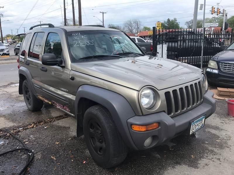 Rocky Mountain Auto >> 2004 Jeep Liberty Rocky Mountain 4wd 4dr Suv In San Antonio