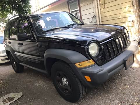 2006 Jeep Liberty for sale in San Antonio, TX
