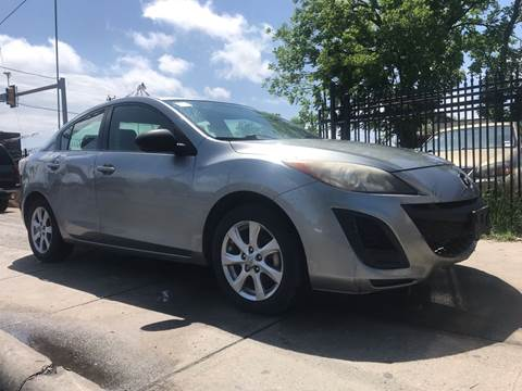 2011 Mazda MAZDA3 for sale at C.J. AUTO SALES llc. in San Antonio TX