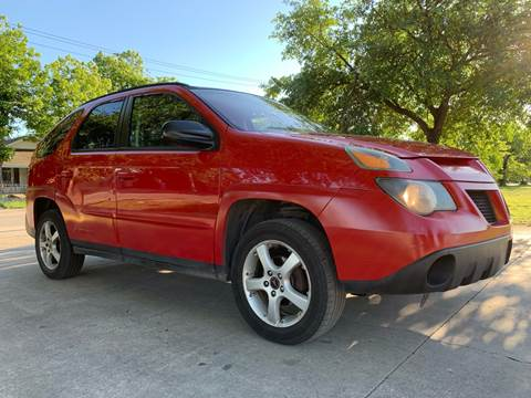 2005 Pontiac Aztek for sale in San Antonio, TX