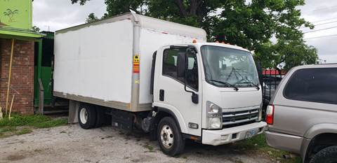 2011 Isuzu NPR for sale at C.J. AUTO SALES llc. in San Antonio TX