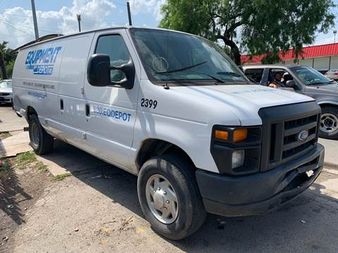 2012 Ford E-Series Cargo for sale at C.J. AUTO SALES llc. in San Antonio TX