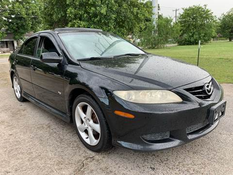 2005 Mazda MAZDA6 for sale at C.J. AUTO SALES llc. in San Antonio TX