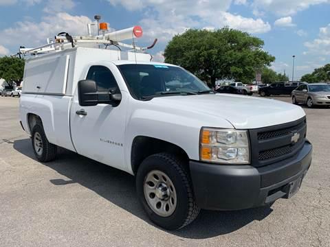 2008 Chevrolet Silverado 1500HD for sale at C.J. AUTO SALES llc. in San Antonio TX