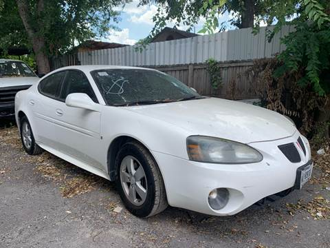 2007 Pontiac Grand Prix for sale in San Antonio, TX