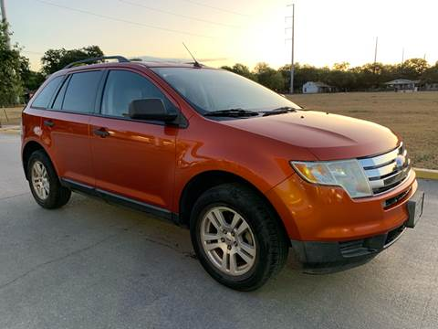 2007 Ford Edge for sale at C.J. AUTO SALES llc. in San Antonio TX