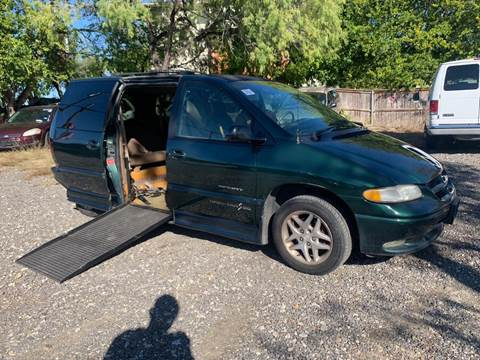 1998 Dodge Grand Caravan for sale at C.J. AUTO SALES llc. in San Antonio TX