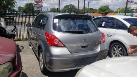 2008 Nissan Versa for sale at C.J. AUTO SALES llc. in San Antonio TX