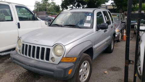 2007 Jeep Liberty for sale at C.J. AUTO SALES llc. in San Antonio TX