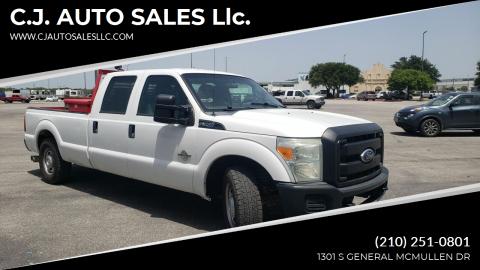 2012 Ford F-350 Super Duty for sale at C.J. AUTO SALES llc. in San Antonio TX