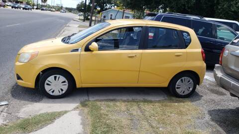 2009 Chevrolet Aveo for sale at C.J. AUTO SALES llc. in San Antonio TX
