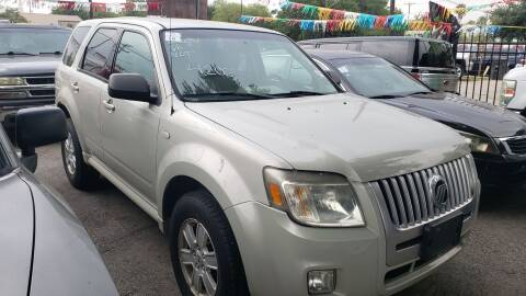 2009 Mercury Mariner for sale at C.J. AUTO SALES llc. in San Antonio TX