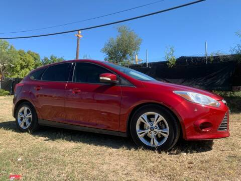 2014 Ford Focus for sale at C.J. AUTO SALES llc. in San Antonio TX