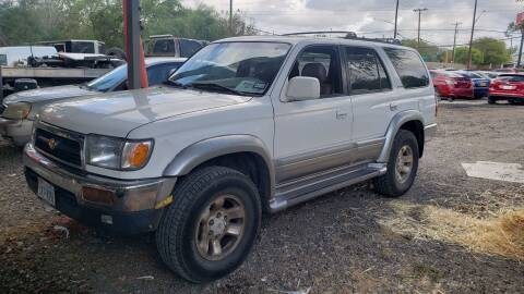 1996 Toyota 4Runner for sale at C.J. AUTO SALES llc. in San Antonio TX