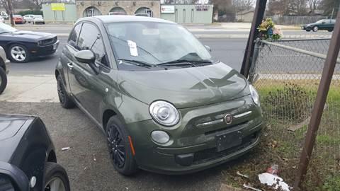 2013 FIAT 500 for sale in San Antonio, TX