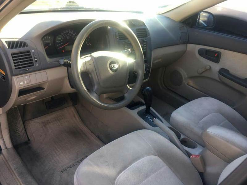 2004 Kia Spectra LX 4dr Sedan 20045 In San Antonio TX  CJ