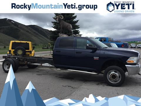 2012 RAM Ram Chassis 5500 for sale in Afton, WY