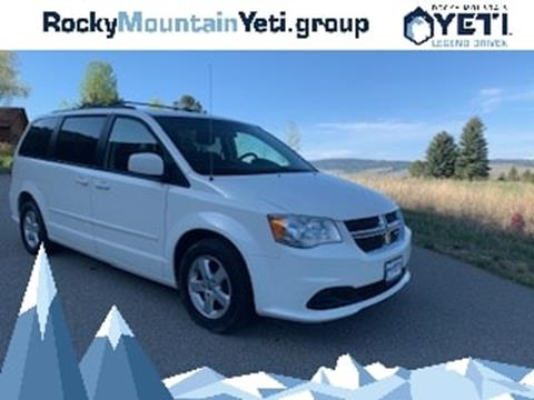 2012 Dodge Grand Caravan for sale in Afton, WY