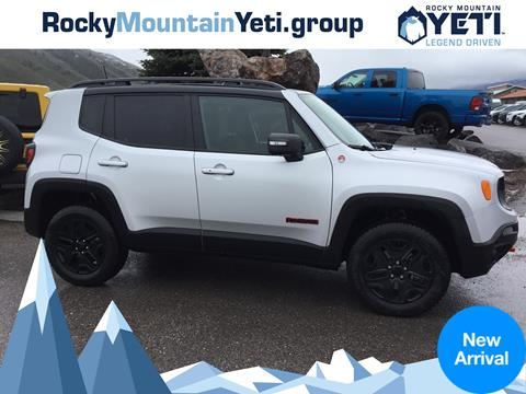 2018 Jeep Renegade for sale in Afton, WY