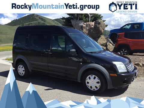 2012 Ford Transit Connect for sale in Afton, WY