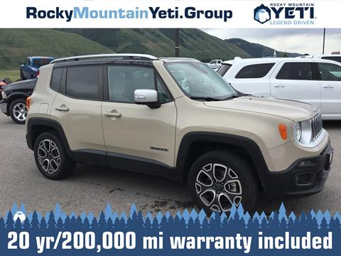 2016 Jeep Renegade for sale in Afton, WY
