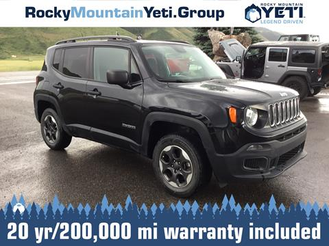 2017 Jeep Renegade for sale in Afton, WY