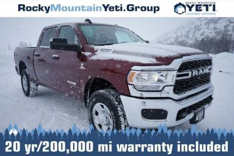 2019 RAM Ram Pickup 2500 Tradesman for sale at Rocky Mountain Yeti Afton in Afton WY