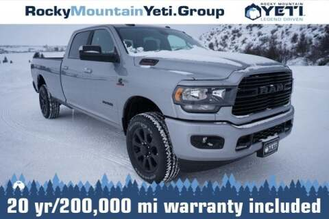 2019 RAM Ram Pickup 2500 Big Horn for sale at Rocky Mountain Yeti Afton in Afton WY