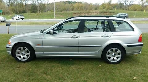 2001 BMW 3 Series for sale at Motorsport Garage in Neshanic Station NJ