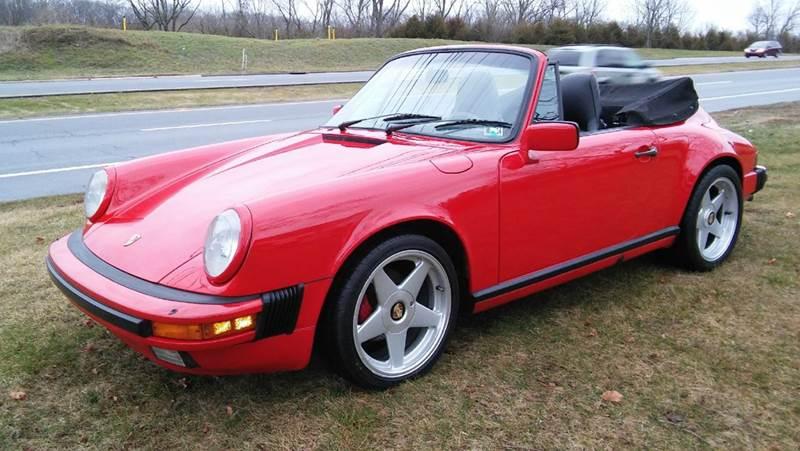 1985 Porsche 911 for sale at Motorsport Garage in Neshanic Station NJ