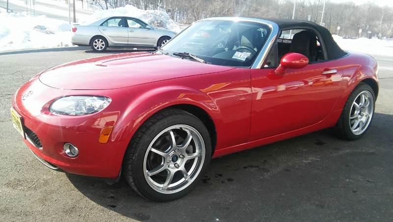 2006 Mazda MX-5 Miata for sale at Motorsport Garage in Neshanic Station NJ