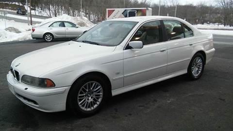 2002 BMW 5 Series for sale at Motorsport Garage in Neshanic Station NJ