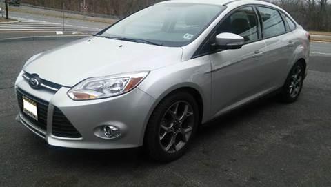 2014 Ford Focus for sale at Motorsport Garage in Neshanic Station NJ
