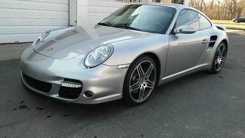 2007 Porsche 911 for sale at Motorsport Garage in Neshanic Station NJ